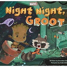 Groot: Night night, Groot (Picture BK Landscape Marvel)