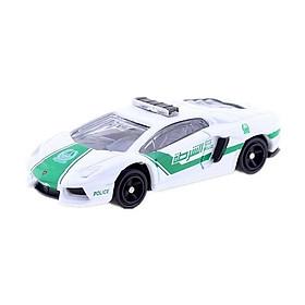 Xe Lamborghini Aventador - Tomica LP700-4 Dubai Police Car