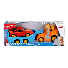 Đồ Chơi Xe Kéo Ngộ Nghĩnh Dickie Toys Happy Truck - 60 cm