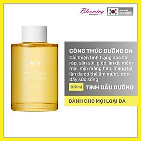 Tinh Dầu Massage Dưỡng Ẩm Toàn Thân Cho Da Huxley Body Oil Moroccan Gadener 100ml