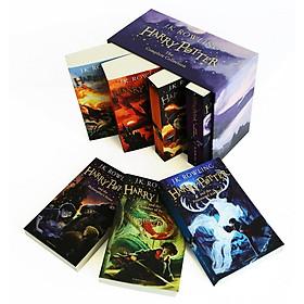 Truyện đọc tiếng Anh - Harry Potter Paper back