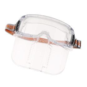 Full Face Shield Clear Tool Mask Mặt Kính Bảo Vệ Mắt Chống Va Chạm An Toàn