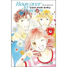 Boys Over Flowers - Con Nhà Giàu - Tập 29