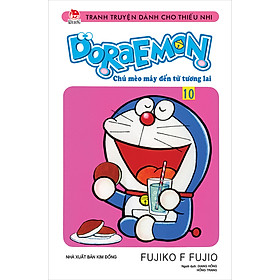 Sách – Doraemon Truyện Ngắn – Tập 10