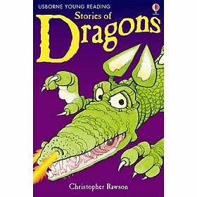 Usborne Young Reading Series One: Stories of Dragons
