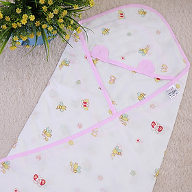 Khăn Em Bé Cotton Hi Baby (90 x 90 cm)