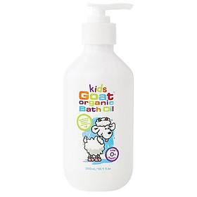 Goat Kids Organic Bath Oil 300ml