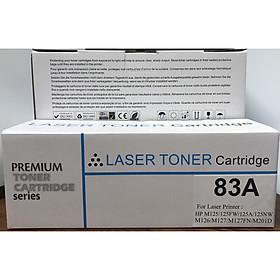Hộp mực 83A cho máy in HP Pro M125, M126, M127, M225, M201n, M201dw - CF283A