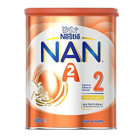 Sữa NAN A2 giai đoạn 2