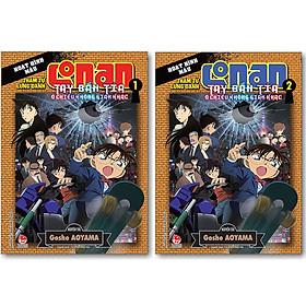 Combo Thám Tử Lừng Danh Conan: Tay Bắn Tỉa Ở Chiều Không Gian Khác (2 Tập)