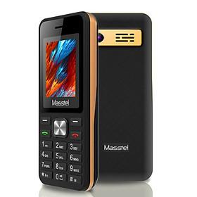 Điện thoại di động dành cho Người già - Phổ thông Masstel Izi 202 - Kiểu dáng sang trọng