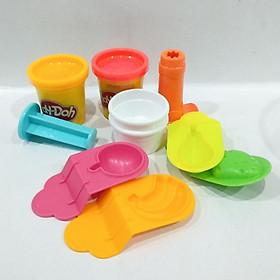 Đồ Chơi Xô Đất Nặn Mini Picnic - Play-Doh B4453 - Mẫu 2 - Sundae Treats