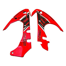 Mỏ Cày Trang Trí EXCITER 150 Motor Art (Đỏ)