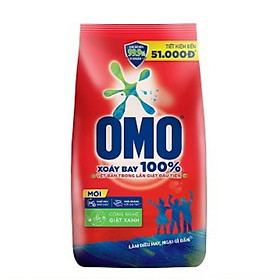 Bột Giặt OMO Đỏ (3kg)