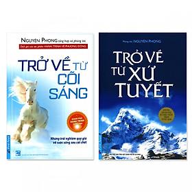 Combo 2 cuốn: Trở Về Từ Cõi Sáng, Trở Về Từ Xứ Tuyết