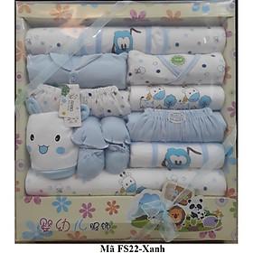 Hình ảnh Bộ set quà tặng cho trẻ sơ sinh FS22