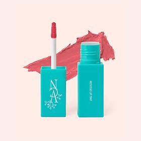 SON KEM DẠNG LÌ - VCN - Mousse Lip Tint #1 Strawberry Pink