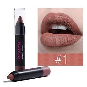 Brand Cosmetics Lipstick Matte Long Lasting Velvet Lipstick To Increase The lips Professional Waterproof Makeup 12 colors