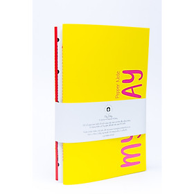 Sổ kế hoạch My Day Planner by Dr Pepper