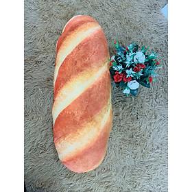 Gối bông bánh mì 3D 70cm