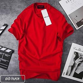 Áo thun nam trơn đủ màu Julido Store, thấm hút mồ hôi mẫu siêu Top