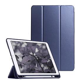 bao da ipad mini 5 mini 4 Chức năng đánh thức và ngủ tự động với khay đựng bút air 3 2 1 pro 10.5/9.7/10.2 ipad gen 8 7 6 5 2020/2019/2018