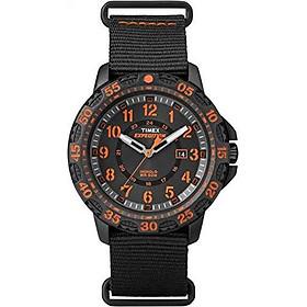 Đồng hồ đeo tay nam Timex TW4B05200 Expedition Gallatin Black / Orange Nhập Khẩu Mỹ