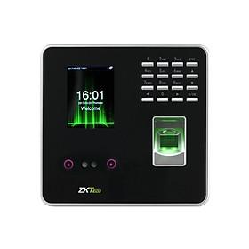 Máy chấm công mặt, vân tay, thẻ ZKTeco MB20ID