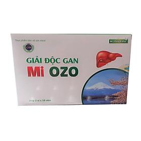 Giải độc gan MI OZO