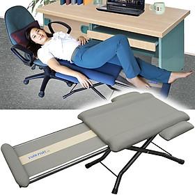 Ghế ngủ văn phòng Mã GN.01 (mầu Ghi )