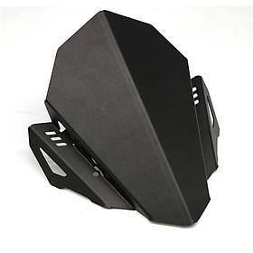Motorcycle CNC Windshield Windscreen Aluminum Kit Deflector Fits for YAMAHA MT07 MT-07 18-19