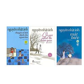 Combo 3 cuốn truyện Nguyễn Nhật Ánh: Chuyện cổ tích dành cho người lớn + Cô gái đến từ hôm qua + Mắt biếc
