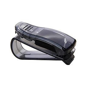 Car Glasses Holder Sunglass Visor Clip Car Sunglasses Eyeglasses Ticket Card Clip Holder