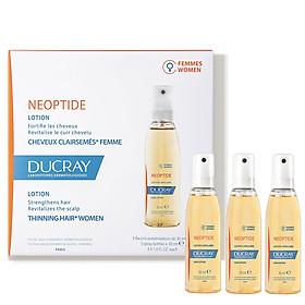 Dung dịch xịt giảm tóc gãy rụng ở nữ Ducray Neoptide Lotion (Nhập khẩu)