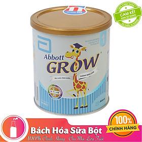 Combo 4 Lon Sữa Bột Abbott Grow 1 (400g)