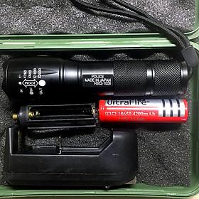 Đèn pin siêu sáng chống nước Nhật Bản phiên bản 2019 - Hàng nhập khẩu