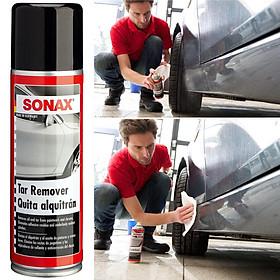 Dung Dịch Tẩy Nhựa Đường, Keo Băng Dính SONAX Tar remover 334200 (300ml)