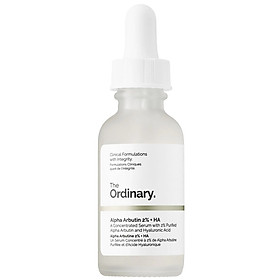 Mẫu mới - Tinh chất dưỡng The Ordinary Alpha Arbutin 2% + HA 30ml