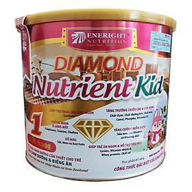 Eneright Diamond Nutrient Kid 1 700 gr : cho trẻ suy dinh dưỡng thấp còi từ 6- 36 tháng