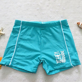Swimming Trunks Boys Drawstring Printed Nylon Short Pants Swimwear Swimsuit