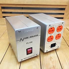 Bộ Lọc Nguồn Điện Biến Áp Cách Ly Audio 220V/100V PS500 Cao Cấp