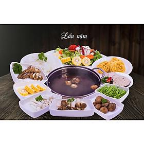 Goimon.net - Hotpot House- Lẩu nấm chay dành cho 2-3 người ăn