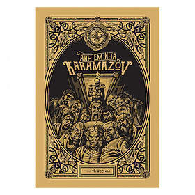 Anh Em Nhà Karamazov (Bìa mềm)