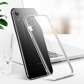 Ốp Lưng Cường Lực Trong Suốt cho IPhone XR - Hàng Chính Hãng Cafele