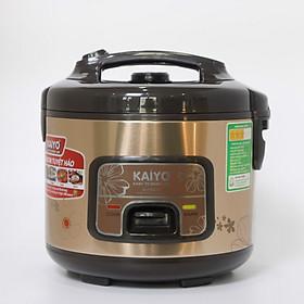 Nồi cơm điện chống dính KAIYO KY810 – 1.2L- Hàng chính hãng – Giao màu ngẫu nhiên