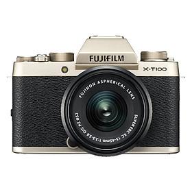 Máy Ảnh Fujifilm X-T100 + Lens 15-45mm (24.2MP) - Hàng Chính Hãng