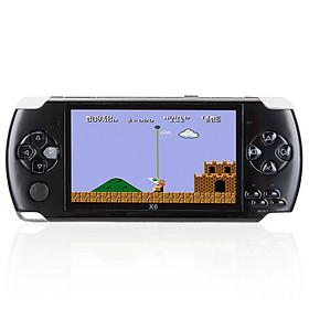 Máy Chơi Game Cầm Tay 1000 Trò Chơi GBA Cổ Điển Tích Hợp Chơi Video, Âm Nhạc Và Máy Ảnh (3M) (8GB) (4.3Inch)