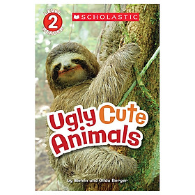 Scholastic Reader Level 2: Ugly Cute Animals (Local Version)