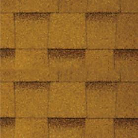 Ngói bitum đa tầng màu gold
