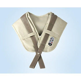 Máy massage toàn thân dạng đai đeo cổ 301Z cơ chế rung mô tơ thư giãn cực thích